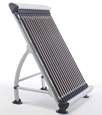 Direct Pool Solar Heating