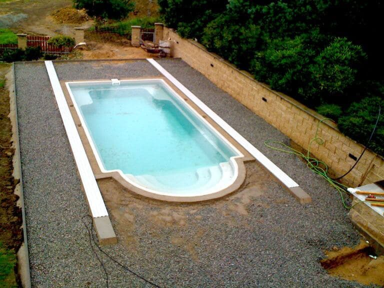 How To Build A Swimming Pool Step By Step Swimming Pool Construction